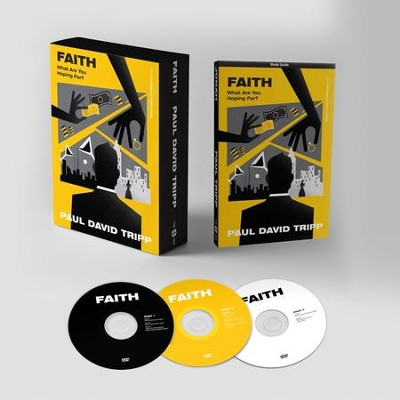 Faith: What Are You Hoping For? DVD Curriculum  -     By: Paul Tripp
