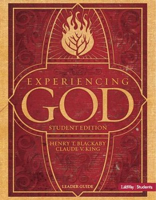 Experiencing God: Student Edition (Leader Guide)  -     By: Henry T. Blackaby, Claude V. King