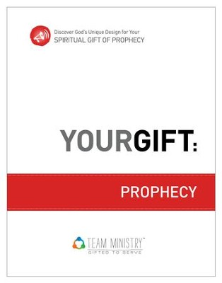 Your Gift: Prophecy: God's Unique Design for Your Spiritual Gift - eBook  -     By: Marvin Osborn
