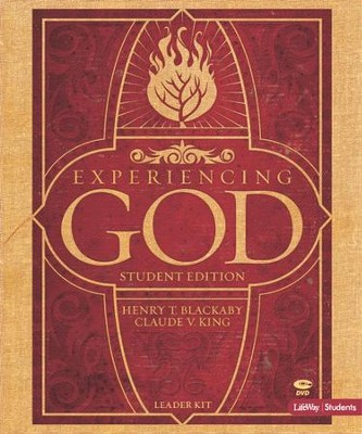 Experiencing God: Student Edition, DVD Leader Kit  -     By: Henry T. Blackaby, Claude V. King