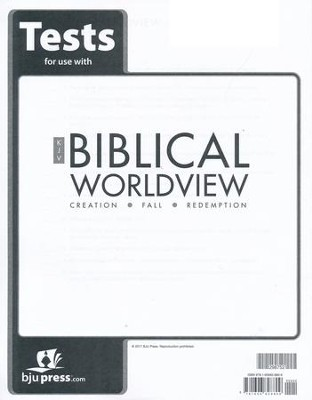 Biblical Worldview Tests (KJV Edition)   -
