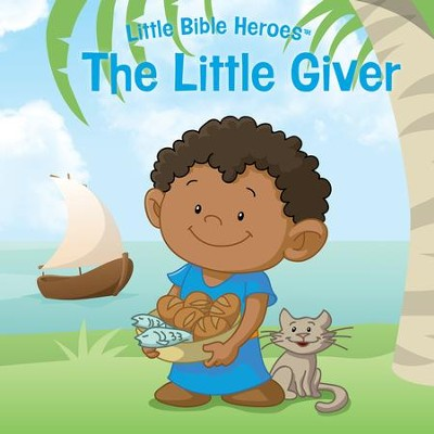 The Little Giver - eBook  -     By: Victoria Kovacs
