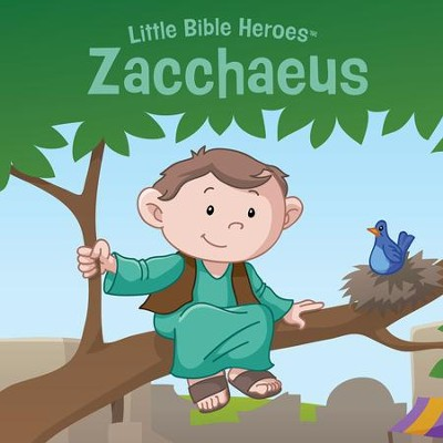 Zacchaeus - eBook  -     By: Victoria Kovacs