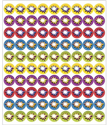 Super Power Chart Seals, Grades PreK-5  -