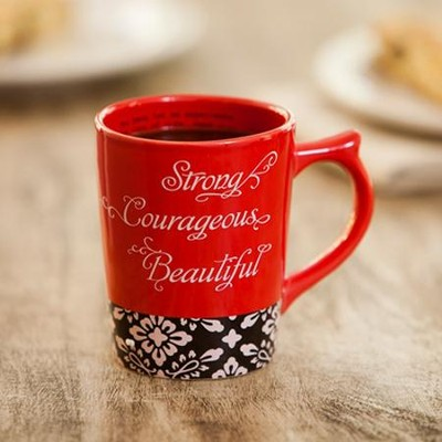 Strong And Beautiful, Psalm 16:11 Mug  -