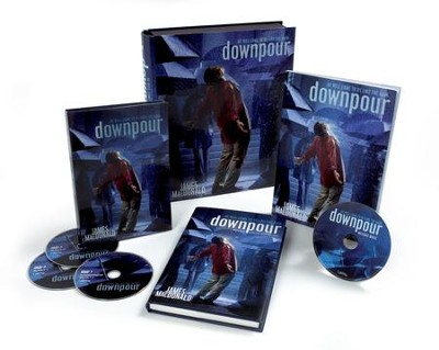 Downpour: He Will Come to Us Like the Rain, DVD Leader Kit  -     By: James MacDonald