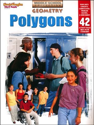 Middle School Geometry: Polygons  -