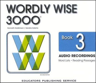Wordly Wise 3000 Book 3 Audio CD  -