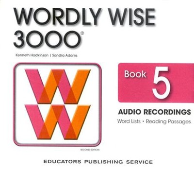 Wordly Wise 3000 Book 5 Audio CD  -