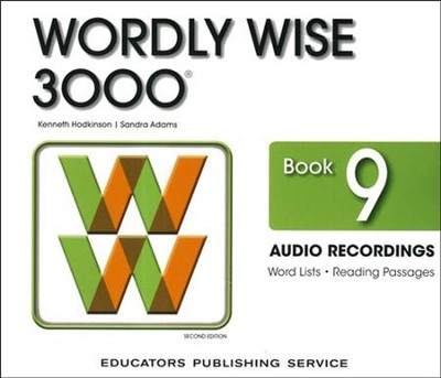 Wordly Wise 3000 Book 9 Audio CD  -