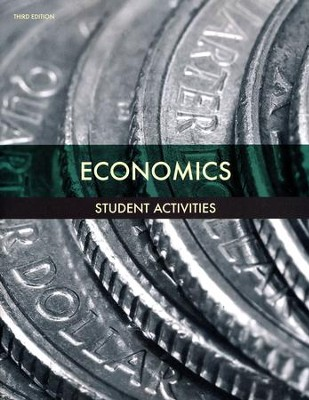 Economics Grade 12 Student Activities Manual, 3rd Edition   -