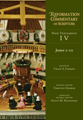 John 1-12: Reformation Commentary on Scripture [RCS]  -     Edited By: Craig S. Farmer     By: Edited by Craig S. Farmer