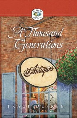 A Thousand Generations - eBook  -     By: Traci DePree