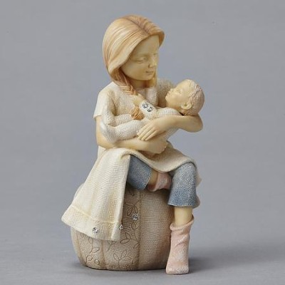 Big Sister Figurine, The Best Thing About Having A Big Sister Is That You Always Have A Friend  -     By: Karen Hahn