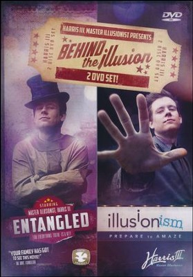 Behind the Illusion DVD Set: Including the Featured Film Entangled and Illusionism-Learning the Tricks   -     By: Harris III