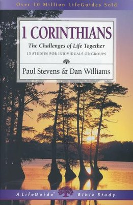 1 Corinthians: LifeGuide Bible Studies, Revised  -     By: R. Paul Stevens, Dan Williams