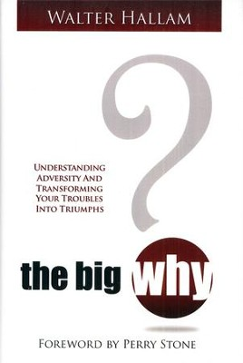 The Big WHY?: Understanding the Tragedies in Life, and How to Prevent Future Loss  -     By: Walter Hallam