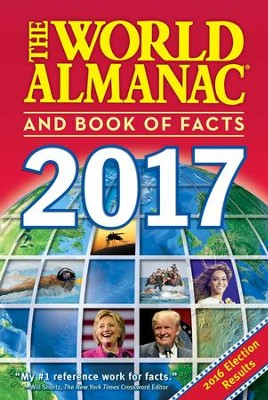 The World Almanac and Book of Facts 2017 - eBook  -     Edited By: Sarah Janssen