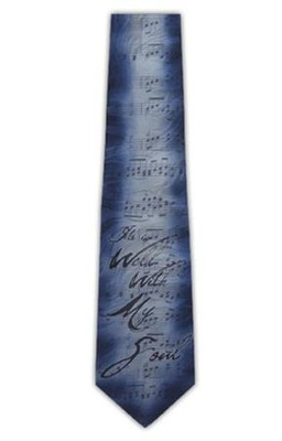 It is Well with My Soul Silk Tie   -