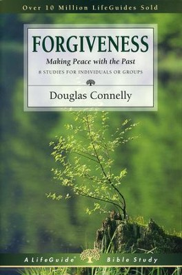 Forgiveness: LifeGuide Topical Bible Studies  -     By: Douglas Connelly