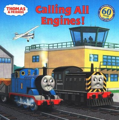 Thomas & Friends: Calling All Engines  -     By: Rev. W. Awdry     Illustrated By: Richard Courtney