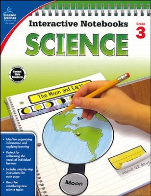 Interactive Notebooks Science, Grade 3  -