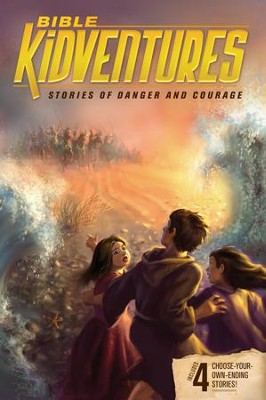 Bible KidVentures Stories of Danger and Courage - eBook  -     By: Sheila Seifert, Jeanne Dennis