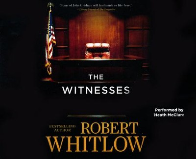 The Witnesses - unabridged audio book on CD  -     By: Robert Whitlow