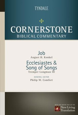 Job, Ecclesiastes, Song of Songs - eBook  -     By: Tremper Longman III, Arthur H. Konkel