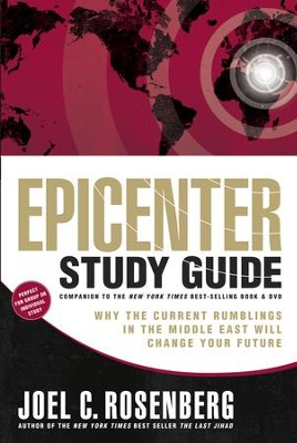 Epicenter Study Guide - eBook  -     By: Joel C. Rosenberg