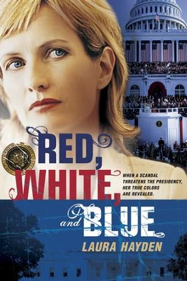 Red, White, and Blue - eBook  -     By: Laura Hayden