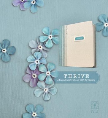 THRIVE: A Journaling Devotional Bible for Women - eBook  -     By: Sheri Rose Shepherd