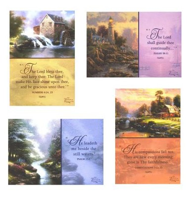 Praying For You, Thomas Kinkade Boxed Cards  -     By: Thomas Kinkade