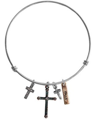 Mixed Crosses Bracelet  -