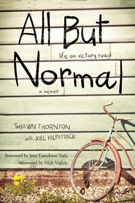 All But Normal: Life on Victory Road - eBook  -     By: Shawn Thornton, Joel Kilpatrick