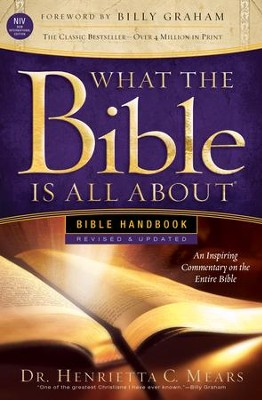 What the Bible Is All About NIV: Bible Handbook - eBook  -