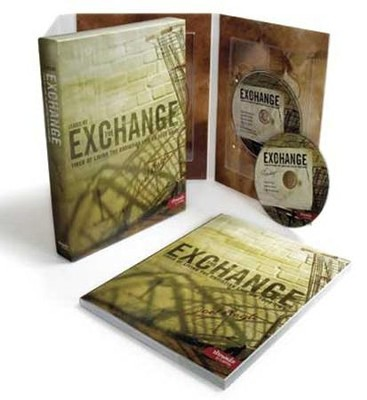 The Exchange: Tired of Living the Christian Life On Your Own?, DVD Leader Kit  -     By: Joel Engle