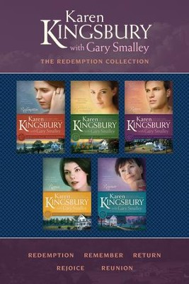 The redemption collection ebook karen kingsbury gary smalley the redemption collection ebook by karen kingsbury gary smalley fandeluxe Image collections