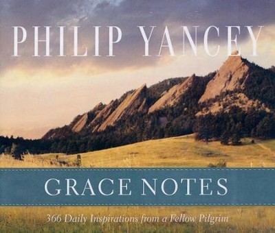 Grace Notes: 366 Daily Inspirations from a Fellow Pilgrim- unabridged audio book on CD  -     Narrated By: Maurice England     By: Philip Yancey