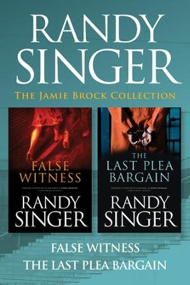 The Jamie Brock Collection - eBook  -     By: Randy Singer