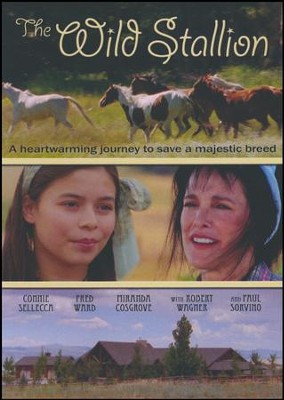 The Wild Stallion, DVD   -