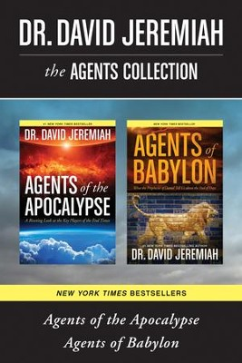The Agents Collection - eBook  -     By: David Jeremiah