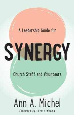 Synergy: Collaborative Ministry for All God's People  -     By: Ann Michel