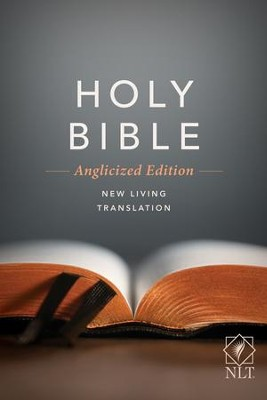 Anglicized Holy Bible Text Edition NLT - eBook  -     By: Tyndale