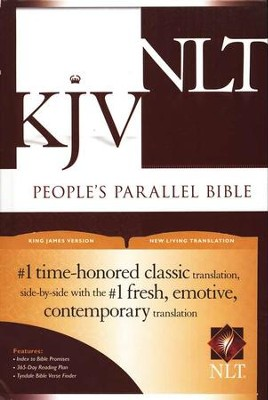 People's Parallel Bible KJV/NLT - eBook  -
