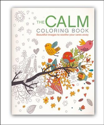 The Calm Coloring Book  -     By: Patience Coster