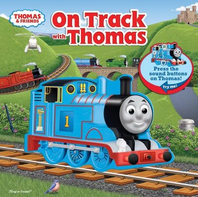 Thomas & Friends: On Track Thomas Play-A-Sound Book  -