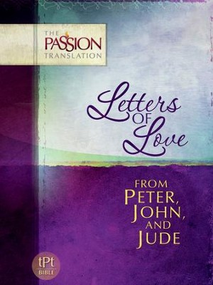 Letters of Love: From Peter, John, and Jude - eBook  -     By: Brian Simmons