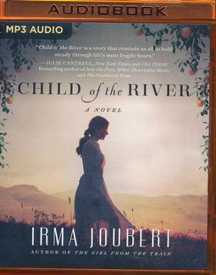 Child of the River - unabridged audio book on MP3-CD  -     By: Irma Joubert