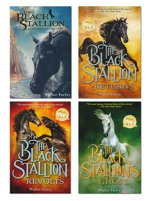 Black Stallion Adventure Set  -     By: Walter Farley